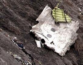 Đức loại trừ khả năng khủng bố ở vụ tai nạn máy bay Germanwings