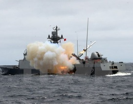 Hàn Quốc tập trận rầm rộ để tưởng niệm vụ chìm tàu Cheonan