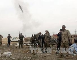 Liên minh quốc tế lần đầu tiên không kích Tikrit chống IS