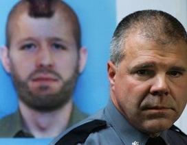 Mỹ đã tìm thấy kẻ bắn chết cảnh sát sau thời gian dài lùng sục