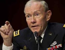 Tướng Mỹ ủng hộ cử cố vấn quân sự đến Iraq đối phó IS
