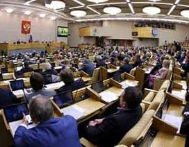 """Nghị sĩ Nga muốn trừng phạt một số """"quốc gia tấn công"""""""