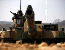 Hàn Quốc răn đe Triều Tiên trước khi tập trận chung với Mỹ