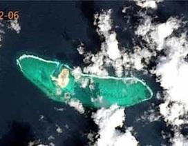 Trung Quốc thừa nhận cải tạo trên biển Đông