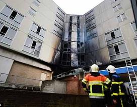 Cháy lớn khu chung cư cao tầng Hà Lan, ít nhất 40 người thương vong