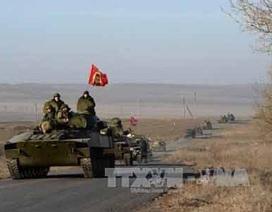 Tình hình miền Đông Ukraine đang dần cải thiện