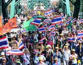 Quốc hội Thái Lan phê chuẩn dự luật hạn chế biểu tình chính trị