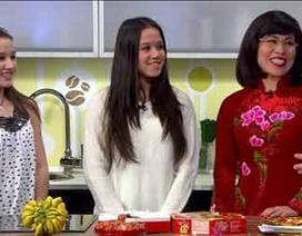 Tết Việt được giới thiệu trên đài truyền hình Hungary