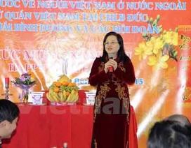 Cộng đồng người Việt Nam tại Berlin đón Xuân quê hương