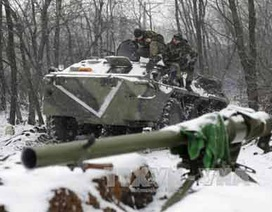 Những đơn vị nào của Ukraine kẹt trong chảo lửa Debaltsevo