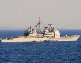 Nhóm tàu chiến NATO tiến vào Biển Đen