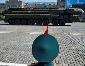 Tướng Nga tuyên bố sẵn sàng giáng trả một cuộc tấn công hạt nhân