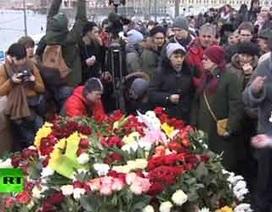 Nguy cơ tiềm ẩn từ cuộc tuần hành tưởng niệm Boris Nemtsov