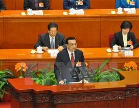 Kỳ họp thứ ba Quốc hội Trung Quốc khóa XII khai mạc tại Bắc Kinh