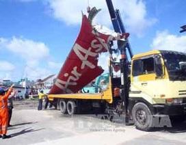 Indonesia chấm dứt chiến dịch trục vớt máy bay AirAsia