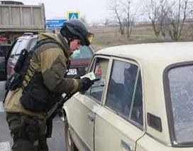 Ukraine siết chặt nhập cảnh với công dân Nga từ sau thời Liên Xô cũ