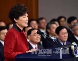 Tổng thống Park Geun-hye kêu gọi Nhật Bản cải thiện quan hệ với Hàn Quốc