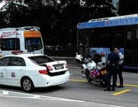 Singapore: Một phụ nữ Việt tử vong do rơi từ đường quốc lộ