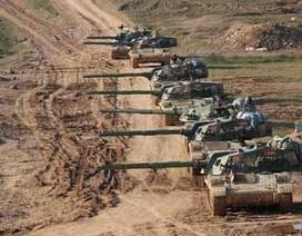 """Chi tiêu quốc phòng Trung Quốc sẽ giữ nguyên """"hai con số"""""""