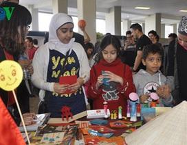 Cộng đồng người Việt Nam tham gia lễ hội Zee tại Ai Cập