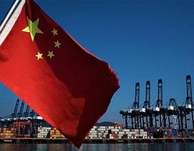 Kinh tế Trung Quốc tăng trưởng thấp nhất trong vòng 6 năm qua