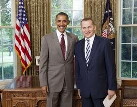 Tổng thống Poroshenko quyết định sa thải Đại sứ Ukraine tại Mỹ