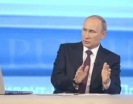 Người Nga sẽ đối thoại trực tiếp với Tổng thống Putin vào ngày 16/4