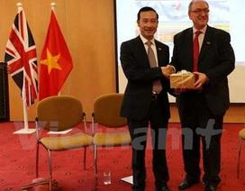 Phát động thi thiết kế phù điêu Chủ tịch Hồ Chí Minh tại Anh