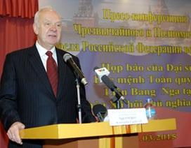 Quan hệ Việt - Nga: Đặt ra mục tiêu cao hơn
