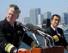 Mỹ, Nhật sẽ hợp tác tuần tra trên Biển Đông?
