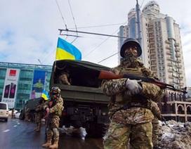 Ukraine bắt giữ 39 tay súng ly khai ở Odessa