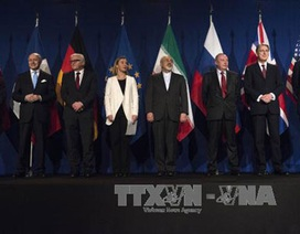 Quốc tế hoan nghênh thỏa thuận lịch sử giữa Iran và  P5+1
