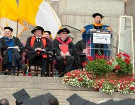 Giáo sư người Việt đầu tiên làm trưởng khoa ở đại học Mỹ