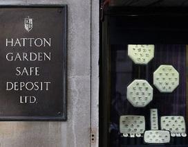 Trộm cuỗm sạch 300 két tiền ở trung tâm kim cương giữa London