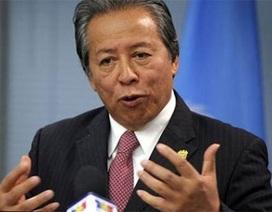 ASEAN kêu gọi Trung Quốc chấm dứt cải tạo, lấn biển tại Biển Đông