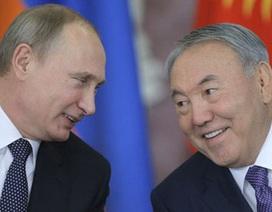 Tuyến đầu cuộc chiến giành ảnh hưởng của Nga - Trung