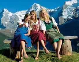 Thụy Sĩ đạt danh hiệu quốc gia hạnh phúc nhất thế giới