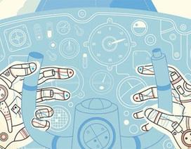 Mỹ tính dùng robot thay phi công sau vụ Germanwings