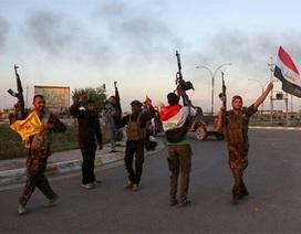 Thủ tướng Iraq tuyên bố giành lại quyền kiểm soát thành phố Tikrit