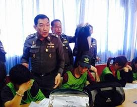 Ăn cắp hàng hiệu từ Thái qua Nhật: Xấu mặt người Việt