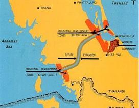 Trung Quốc, Thái Lan xây kênh đào nối Thái Bình Dương - Ấn Độ Dương