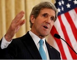 Ngoại trưởng Mỹ lần đầu thăm Nga kể từ khi nổ ra khủng hoảng Ukraine