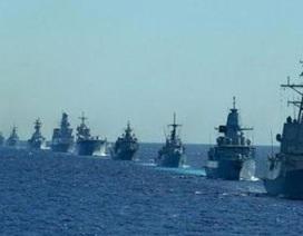 Chiến hạm Mỹ vào biển Đen, thách thức Nga