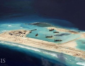 """Hoàn tất """"hiện trạng mới"""", Trung Quốc sẽ dừng cải tạo đảo ở Biển Đông?"""