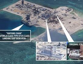 """Cận cảnh mức độ xây """"đảo nhân tạo"""" nghiêm trọng của Trung Quốc"""