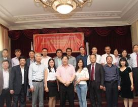 Gặp gỡ nhân Ngày Báo chí cách mạng Việt Nam tại Nga