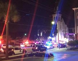 Mỹ: Xả súng tại nhà thờ, 9 người thiệt mạng