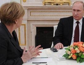 Thủ tướng Đức thăm Moskva vì trách nhiệm với lịch sử