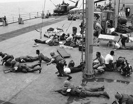 """(Ảnh): Chiến dịch """"Gió lốc"""": Cuộc tháo chạy khỏi Sài Gòn năm 1975"""