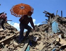 Trung Quốc điều quân sang Nepal sửa đường sau động đất